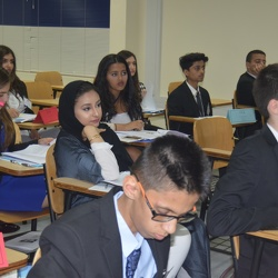 Harvard Model Congress Dubai, Grade 11-12 Boys & Girls
